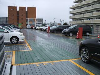 3F 駐車スペース