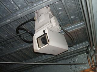 監視カメラ警備